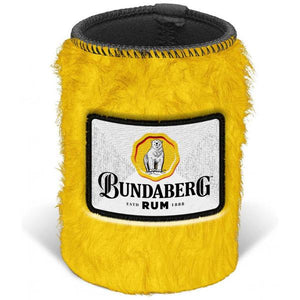 Bundaberg Rum Can Cooler Furry Yellow