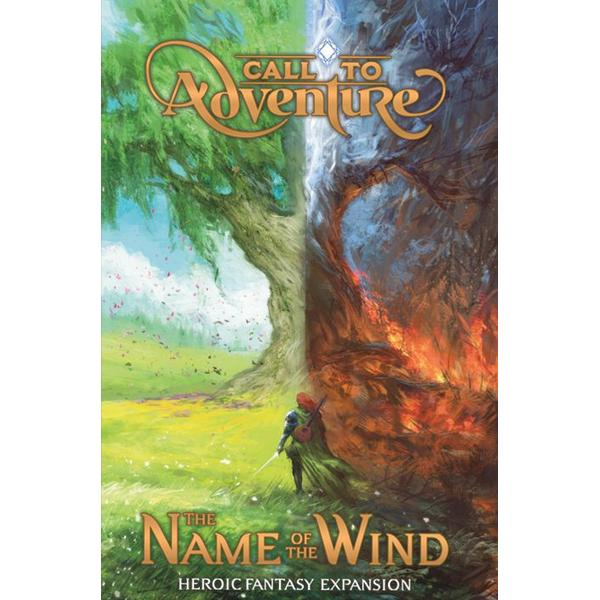 Call to Adventure - The Name of the Wind Expansion