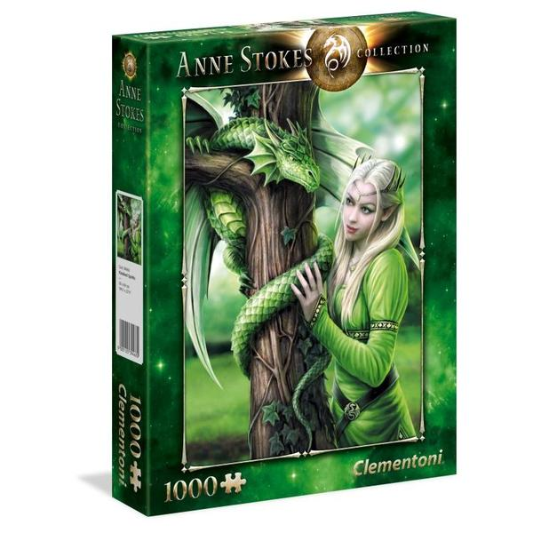 Clementoni 1000pce – Anne Stokes – Kindred Spirits