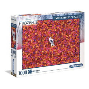 Clementoni Puzzle Disney Frozen 2 Impossible Puzzle 1,000 pieces