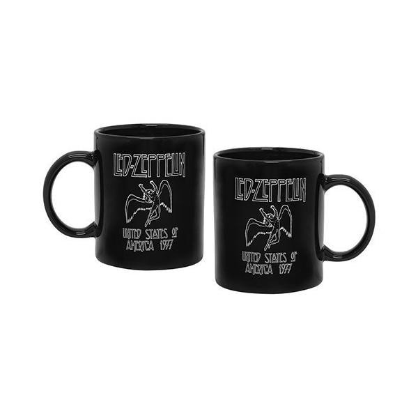 Coffee Mug Led Zeppelin United States of America 1977