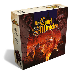 The Court of Miracles - Free delivery