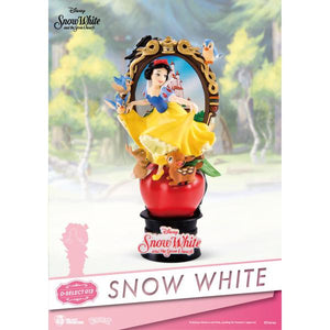 Beast Kingdom D Stage Snow White and the Seven Dwarfs Figurine
