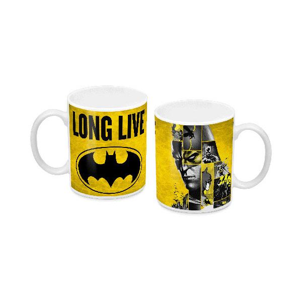 DC Comics Batman Long Live Coffee Mug