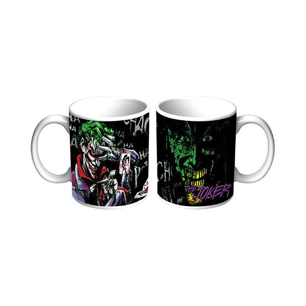 DC Comics The Joker Face Coffee Mug