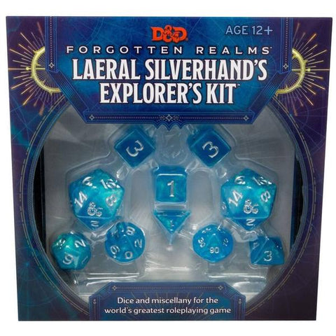 Image of D&D Forgotten Realms Laeral Silverhand's Explorers Kit