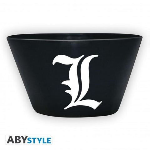 ABYstyle - Death Note - Bowl - 460 ml - L & Ryuk
