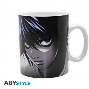 ABYstyle - Death Note - Mug 460 ML - L Character