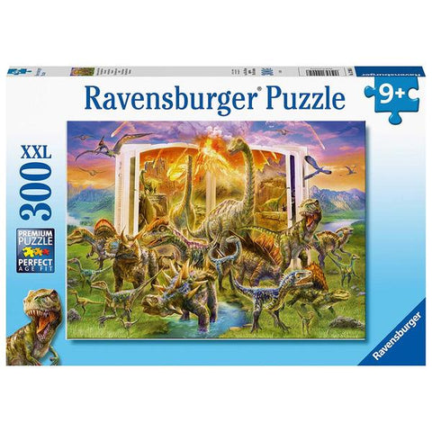 Ravensburger - Dino Dictionary 300 Pieces Ravensburger