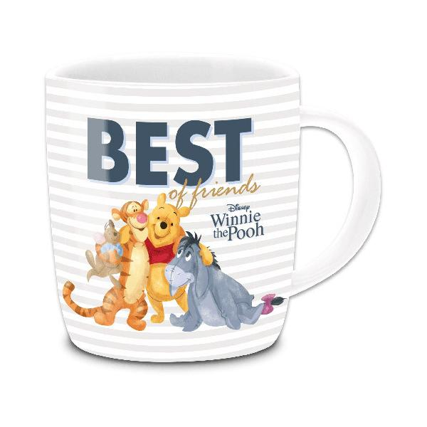 Disney Coffee Mug Winnie the Pooh Best of Friends