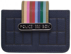 Doctor Who Accordian Card Wallet