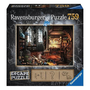 Ravensburger - ESCAPE 5 Dragon Laboratory 759 pieces