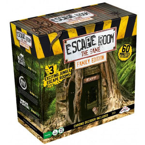 Escape Room the Game Family Edition - Jungle