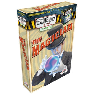 Escape Room The Game The Magician