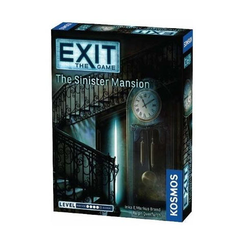 Exit the Game - Sinister Mansion