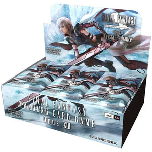 Final Fantasy Trading Card Game Opus XIII - Limit 2 per customer - Free delivery