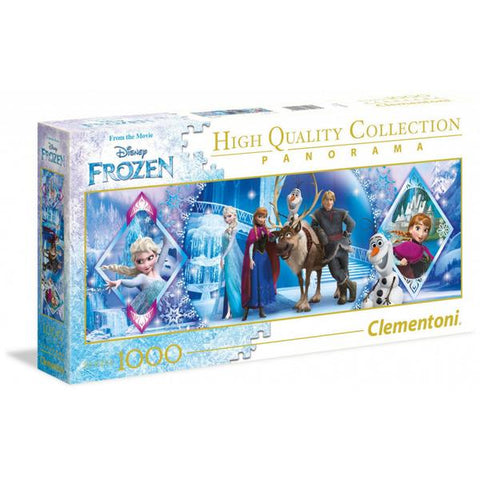Clementoni Disney Puzzle Frozen Panorama 1000 Pieces