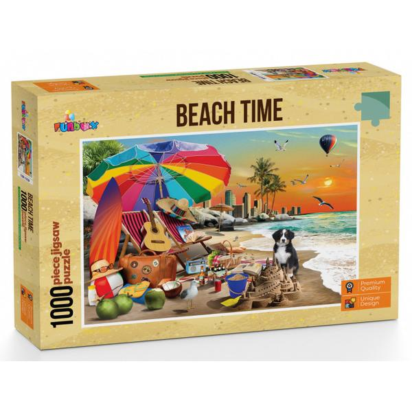 Funbox Puzzle Beach Time Puzzle 1,000 pieces