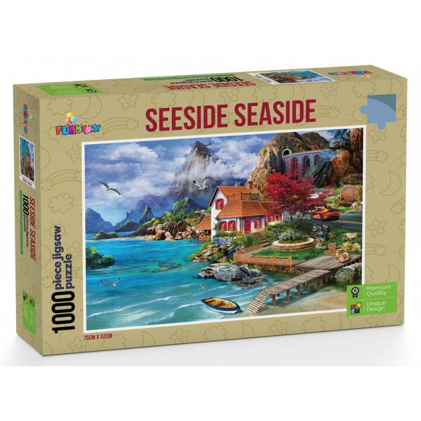 Funbox Puzzle Seeside Seaside Puzzle 1,000 pieces