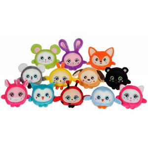 "Squishimals - Series 1 Squishimals 3"" Plush (Lucky Dip)"