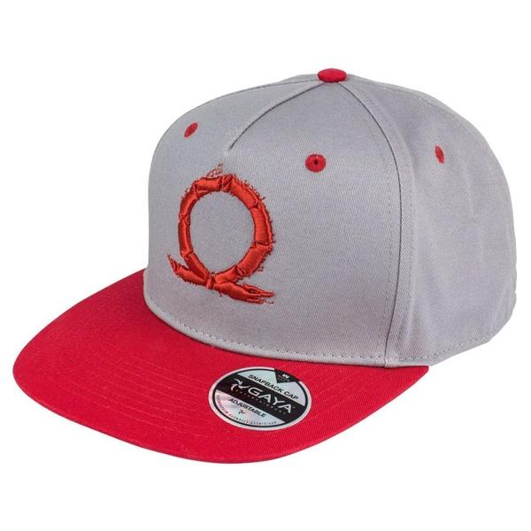 God of War Snapback Serpent Cap