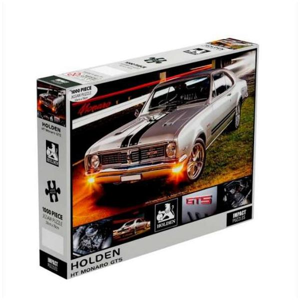 Holden Heritage Collection - 1970 HT Monaro 1000pc Puzzle