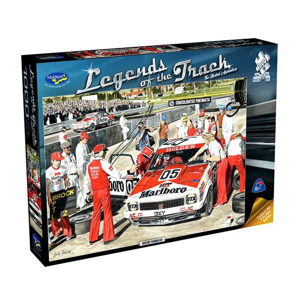 Holdson Legends of the Track 1000pc  Puzzle
