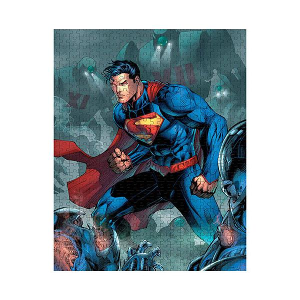Licensed Puzzle DC Comics Superman Puzzle 1,000 pieces