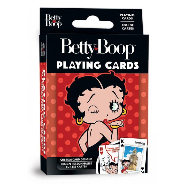 Playing Cards Masterpieces Betty Boop