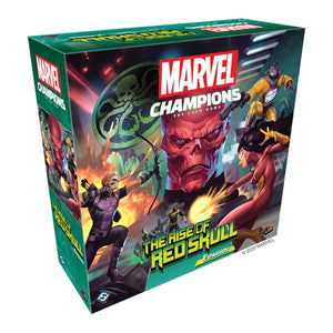 Marvel Champions LCG The Rise of Red Skull Campaign Expansion - In-stock!