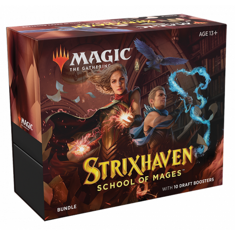 Magic Strixhaven: School of Mages Bundle - Free shipping