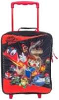 Nintendo Mario Luggage