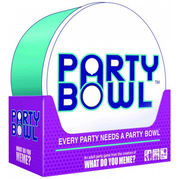 Party Bowl (By What Do You Meme)