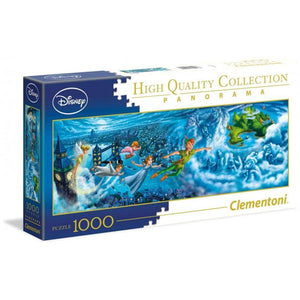 Clementoni Disney Puzzle Peter Pan Panorama 1000 Pieces