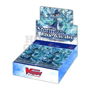 Vanguard V-BT11 Storm of the Blue Cavalry Booster Box - Free Delivery