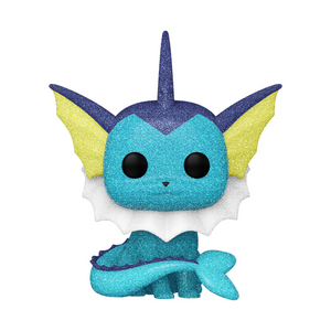 Pokemon – Vaporeon Diamond Glitter ECCC 2021 US Exclusive Pop! Vinyl