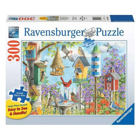 Ravensburger - Home Tweet Home 300 pieces Large Format