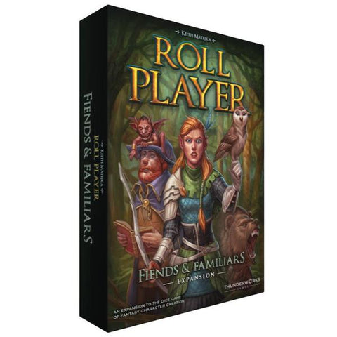 Roll Players - Friends & Familiars