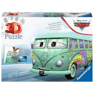 Ravensburger - VW T1 Pixar 162 pieces 3D Puzzle