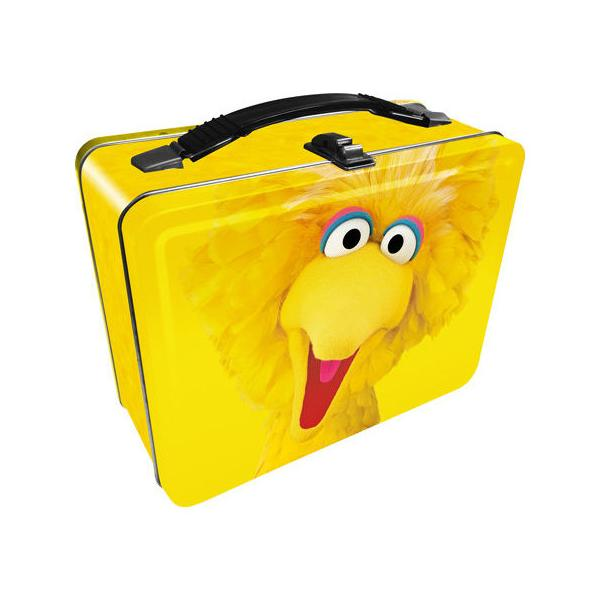 Sesame Street Tin Fun Box Big Bird