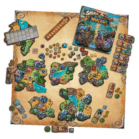 Image of Small World of Warcraft
