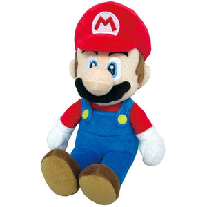 Super Mario Bros Plush Mario 10'