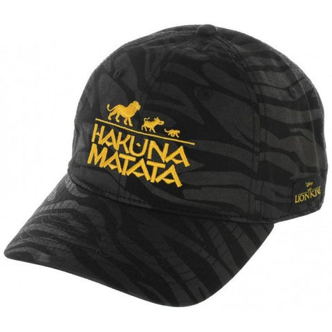 The Lion King Hakuna Matata Dad Hat