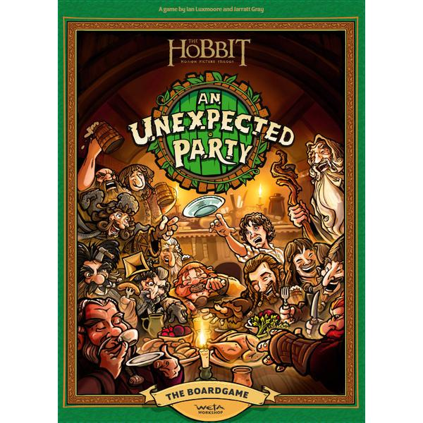 The Hobbit an Unexpected Party