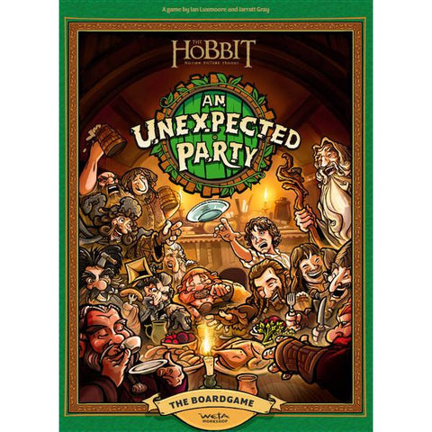 Image of The Hobbit an Unexpected Party