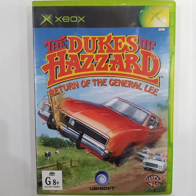 The Dukes Of Hazzard - Return Of The General Lee