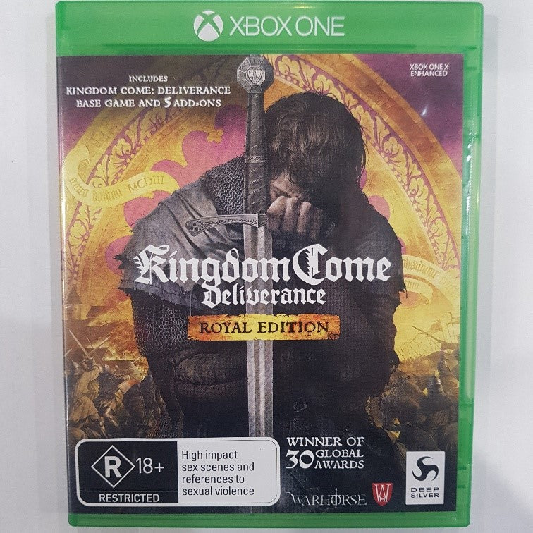 Kingdom Come Deliverence - Royal Edition