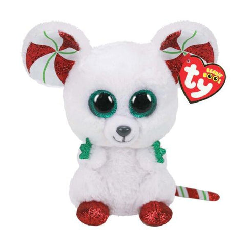 Beanie Boos Chimney Mouse Xmas Regular