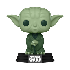 Star Wars – Yoda Military Green ECCC 2021 US Exclusive Pop! Vinyl