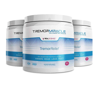 Tremor Miracle - Pack of 3